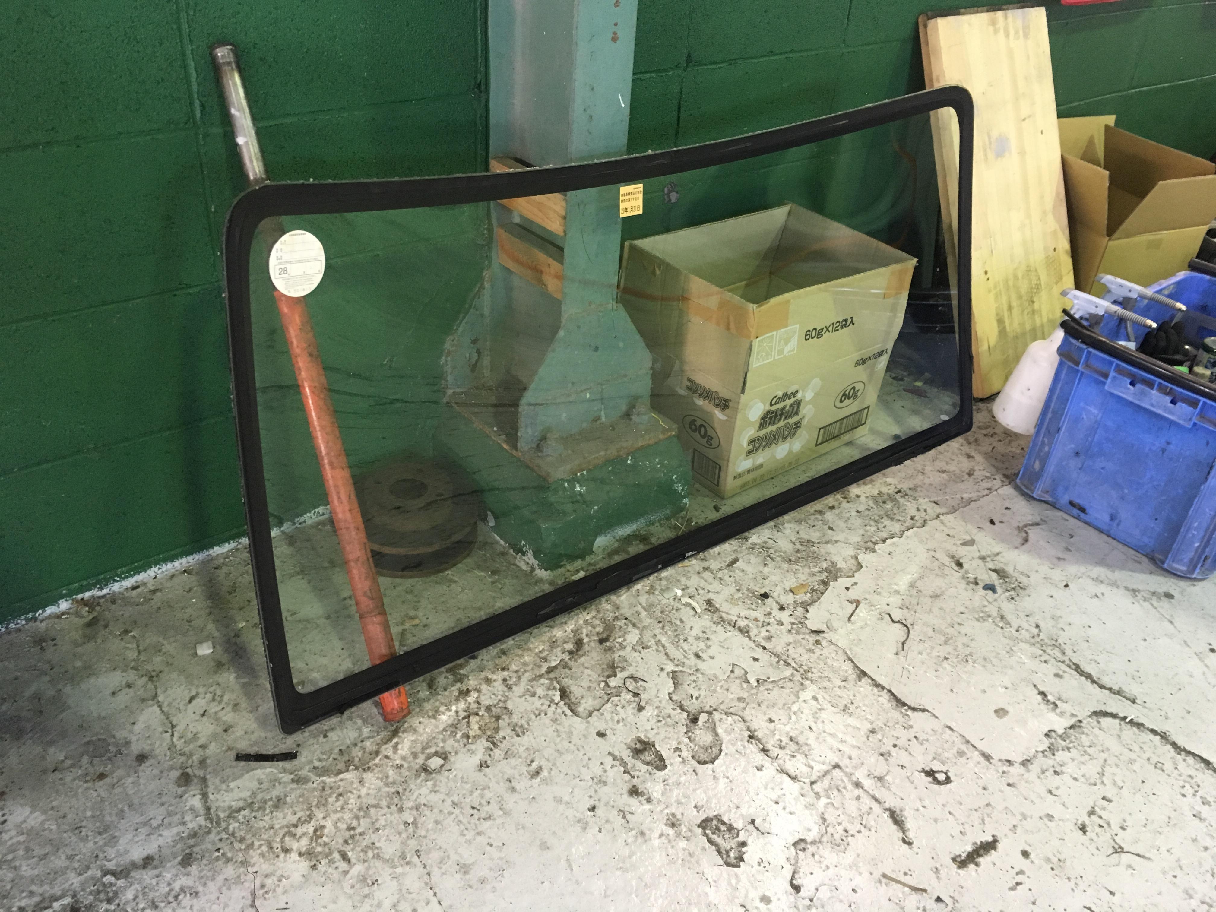 フロントガラス交換 DA64V DR64v